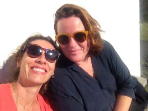 Image of Joanna Weakley and Lindsay Taylor