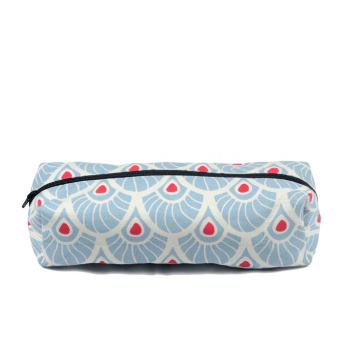 Tallentire House Cosmetics Purse Feather Forget Me Knot