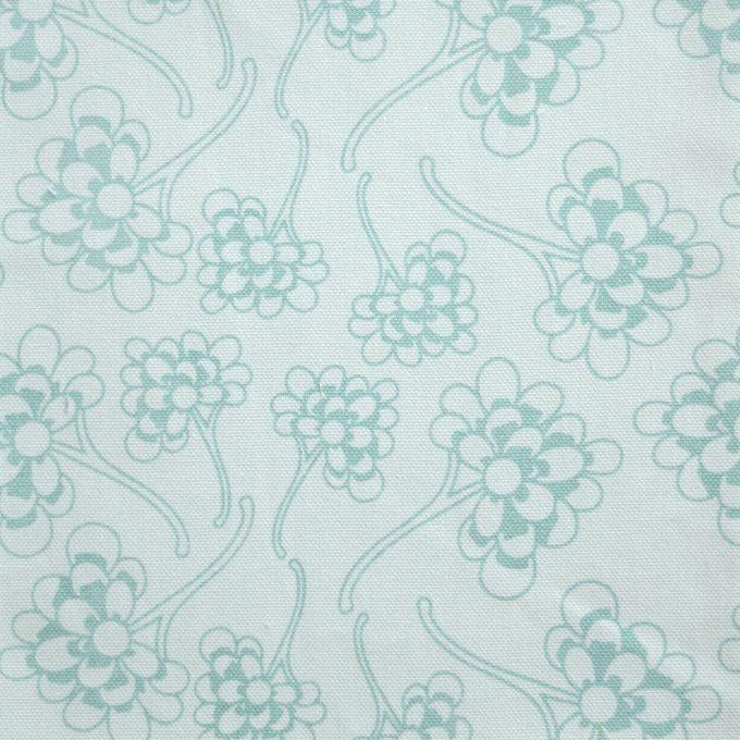 Tallentire House Fabrics Q1 Chinese Flower Surfspray