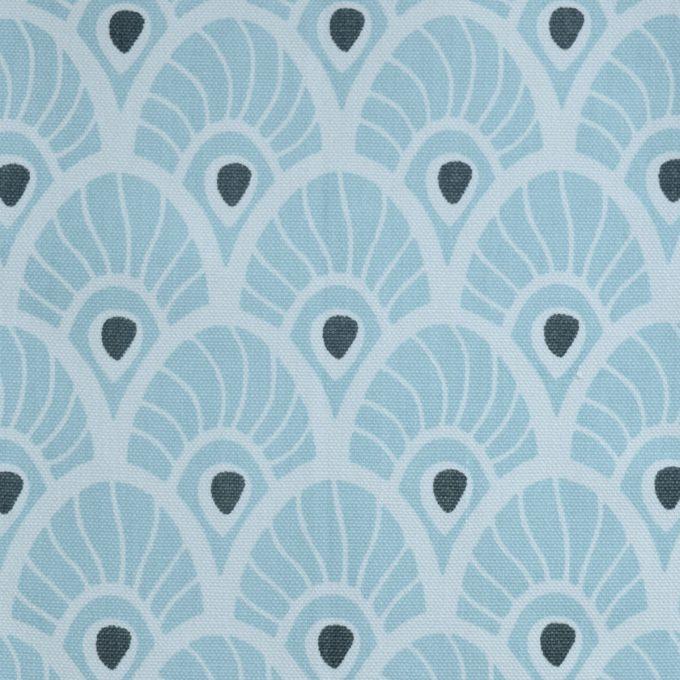 Tallentire House Fabrics Q1 Feather Surfspray